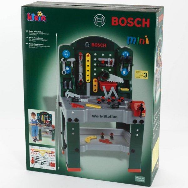 Bosch warsztat z narzędziami Klein