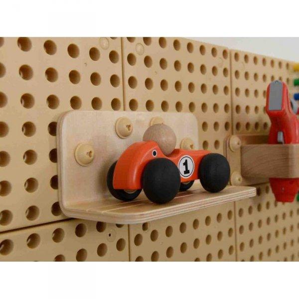 Półka Na Akcesoria 20 cm - Tablica Naukowo-Kreatywna Masterkidz STEM