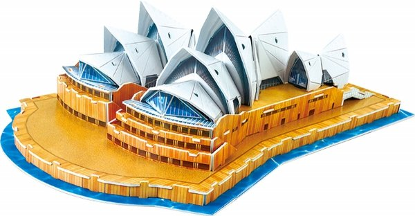SMALL FOOT Puzzle 3D Sydney Opera House