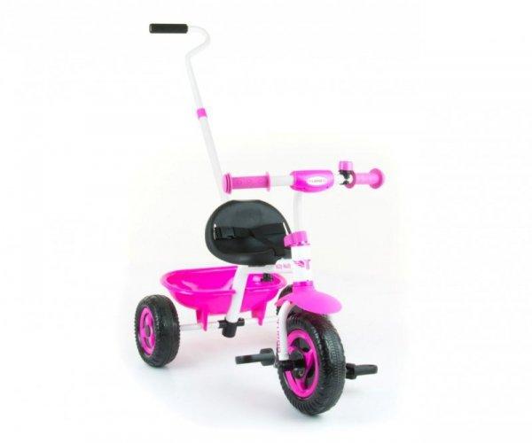 Rowerek Turbo Pink