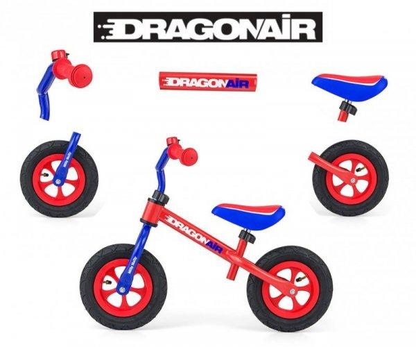Rowerek Biegowy Dragon Air Red-Blue