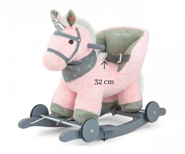 Koń Polly Pink