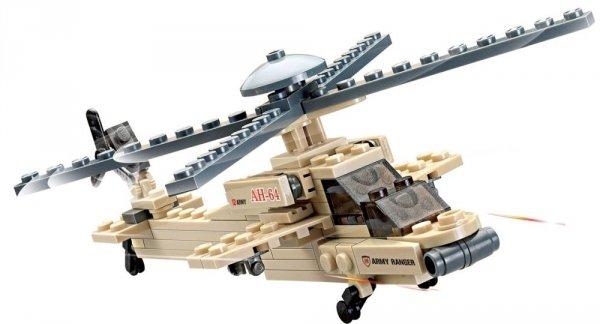 Klocki Blocki MyArmy Helikopter 97 el.