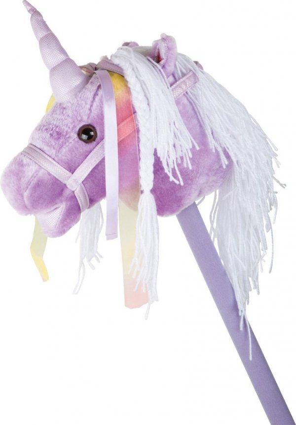 SMALL FOOT Koń na Kiju - Jednorożec