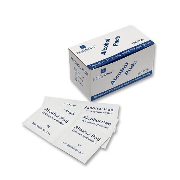 Chusteczki czyszczące o działaniu bakteriobójczym 100 szt.