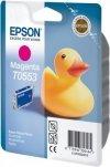 Wkład magenta do Epson Stylus Photo R240/R245/RX420/425RX520 T0553