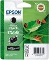 Wkład czarny matowy do Epson Stylus Photo R800/R1800 400 str. T0548