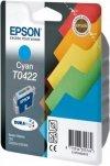 Wkład niebieski do Epson Stylus C82 T0422