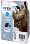 Tusz (Ink) T1002 cyan (11.1ml) do Epson Stylus Office B40W/BX600FW; Stylus 600FW