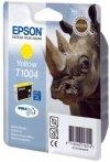 Tusz (Ink) T1004 yellow (11.1ml) do Epson Stylus Office B40W/BX600FW; Stylus 600FW