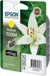 Wkład yellow do Epson Stylus Photo R2400 T0594