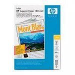 Papier w ark. HP Superior Inkjet 180 matowy 180 g/m2-A3/297 mm x 420 mm/50ark.