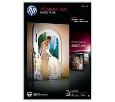 HP Papier Premium Plus Glossy Photo Paper