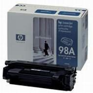 Toner HP czarny (6800 stron) LaserJet 4/4m/4+/4m+/5/5m/5n | 92298A