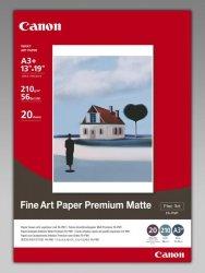 Papier FINE ART PAPER PREMIUM MATTE FA-PM1 A3+/20ark 210g