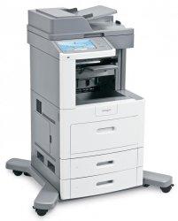 Urządzenie wielofunkcyjne laserowe monochromatyczne A4 Lexmark X658DFE