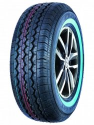 WINDFORCE 185/80R15C TOURING MAX 103/102R TL White Wall (25 mm) #E WI092W1