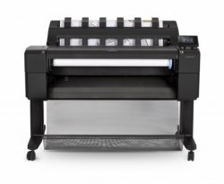 Ploter HP T930 (914mm) PostScript L2Y22A PLATINUM PARTNER HP 2018