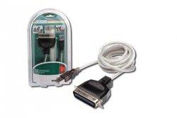 Digitus Kabel drukarkowy USB1.1 na Centronics 36-pin