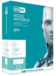 ESET NOD32 Antivirus PL Kon 1U 1Y    ENA-K-1Y-1D