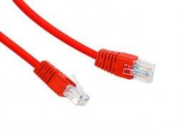 Gembird Patch cord Kat.6 UTP 0.25m czerwony