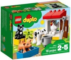 LEGO Polska DUPLO Zwierzątka hodowlane