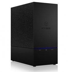 IcyBox IB-RD3621U3 2x3.5'' RAID