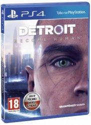 Sony Gra PS4 Detroit PL
