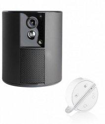 Somfy Kamera Somfy ONE plus system alarmowo-monitoringowy + KEY FOB pilot do sterowania systemem alarmowy