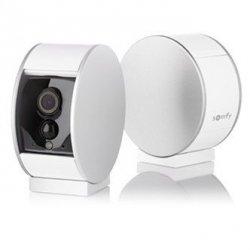 Somfy Kamera IP 2401507, Full HD, system alarmowy   Promocja! Ekspozytor na ladę za 2 zł netto