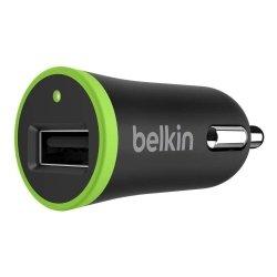 Belkin Ładowarka samochodowa USB-A 12W czarna