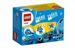 LEGO Polska Klocki kreatywne Classic Niebieskie