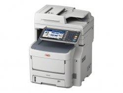 OKI Urządzenie wielofunkcyjne MC760dnfax / LED  Multi 4in1 A4 28ppm