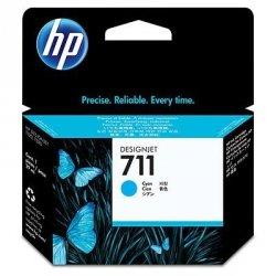Tusz HP nr 711 cyan - 29ml - do Designjet T120 / T520 - CZ130A - NOWOŚĆ