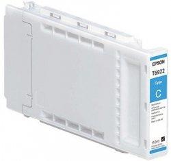 Epson Tusz cyan 110ml - dla SureColor SC-T3000, SC-T5000, SC-T7000, SC-T5200 , SC-T3200, SC-T7200 - T692200