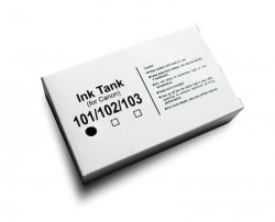 Tusz zamiennik Yvesso do CANON PFI-101C 130 ml Cyjan do IPF5000/5100/6000/6100/6200