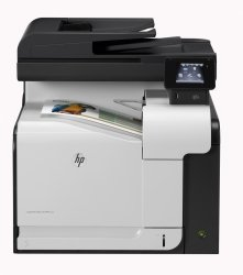 Wynajem dzierżawa Urządzenia wielofunkcyjnego HP LaserJet Pro 500 Color MFP M570dw CZ272A