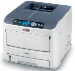 Drukarka laserowa kolorowa A4 OKI C610DTN