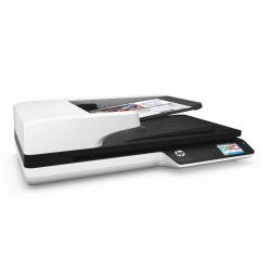 HP Skaner Scanjet 4500 FN1 Network Flatbed scan L2749A