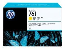 Tusz zamiennik Yvesso nr 761 Yellow  do HP DesignJet T7100,T7200 (400 ml) CM992A