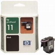 Głowica (Printhead) HP 11 black do DnJ 70/110/110plus/500/800; BIJ1000/1100/1200/2200/2230/2280/2300/2600; OJ9110/20/30 C4810A
