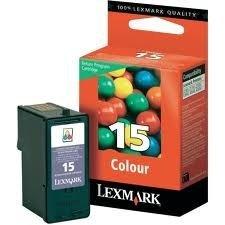Tusz Lexmark No 15 color | return