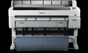 Ploter Epson SC-T7200D 44'' A0 2-rolki