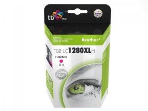 TB Print Tusz do Brother LC1280XL TBB-LC1280XLM MA
