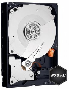 Western Digital HDD Black 1TB 3,5'' 64MB SATAIII/7200rpm