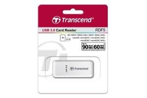 Transcend USB3.0 Multi Card Reader WHITE