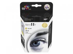 TB Print Tusz do HP nr 11 C4838A TBH-011Y YE 100% nowy
