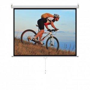 ART Ekran ręczny półautomat 4:3 72 145x110cm MS-72 4:3