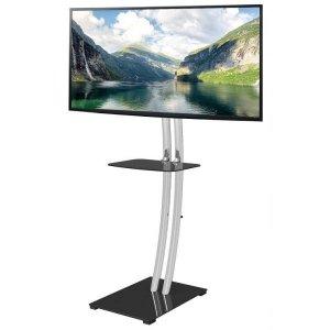Techly Stojak podłogowy LCD/LED 32-70cali z półką