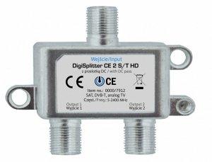 TechniSat Rozdzielacz antenowy CE2S 1/4